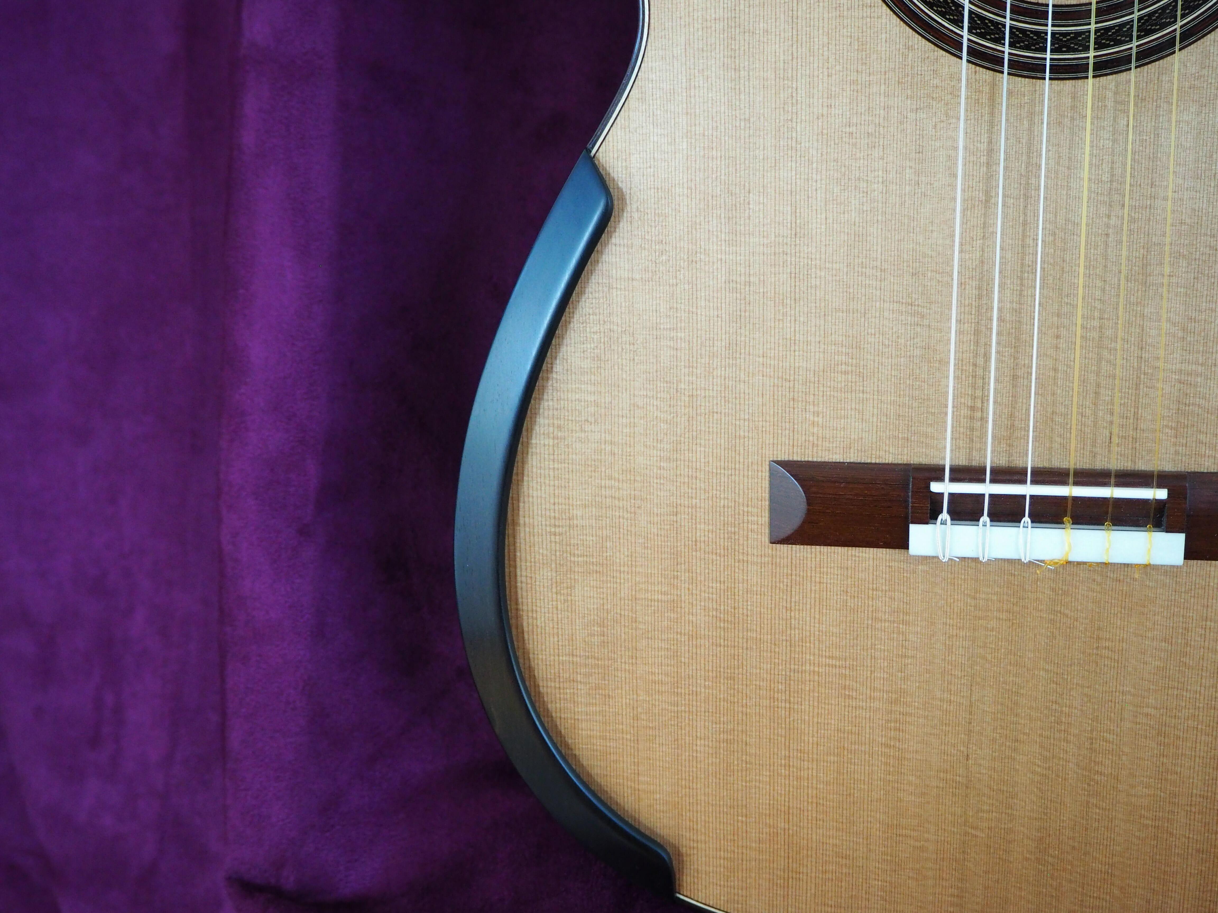 Zibgniew Gnatek guitare classique lattice