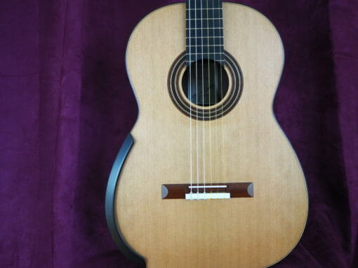 Zibgniew Gnatek guitare classique lattice