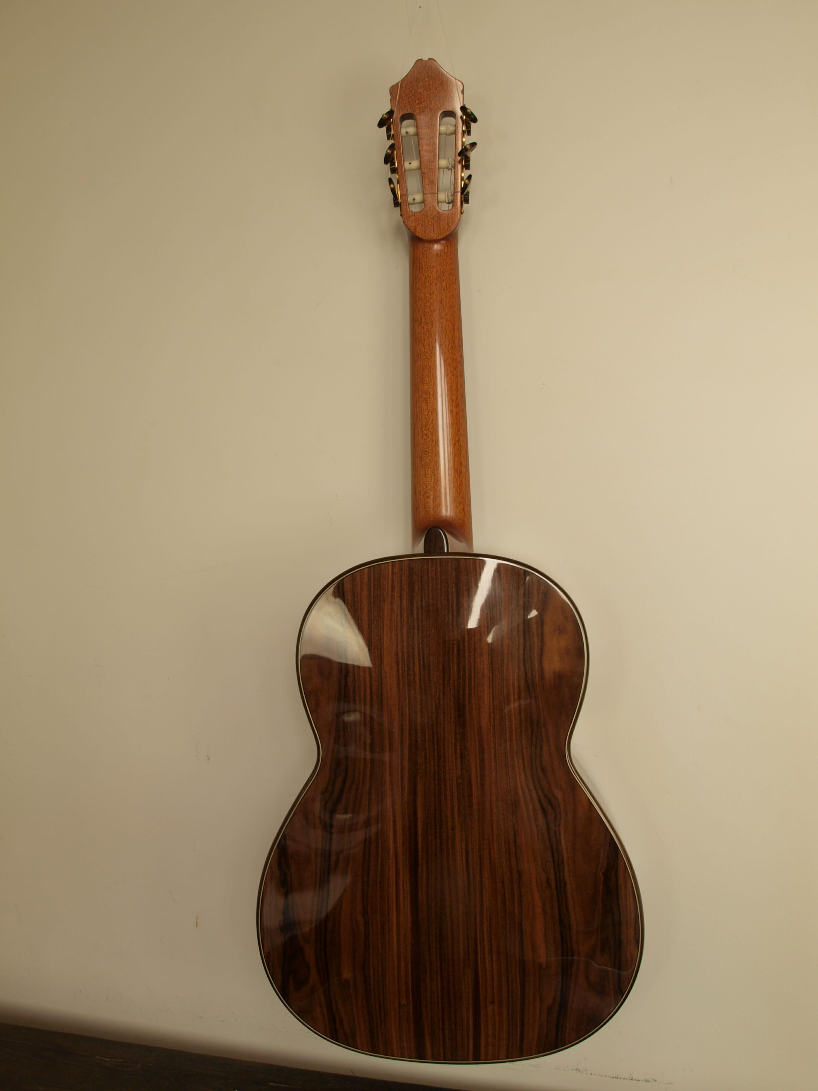 Greg Smallman guitare classique luthier lattice 2010