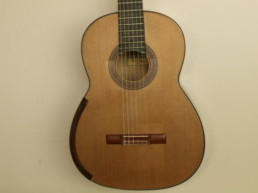 Greg Smallman guitare classique luthier lattice 2010