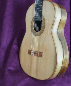 Graham Caldersmith guitare classique lattice Grange