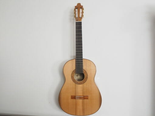 Graham Caldersmith guitare classique lattice
