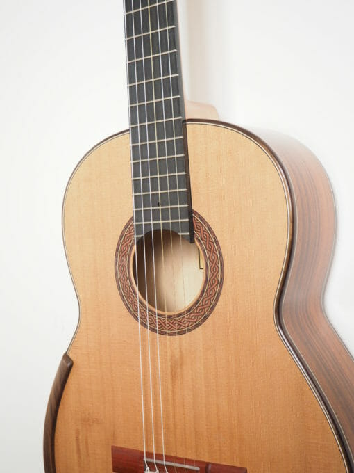 Greg Smallman guitare classique luthier lattice 201