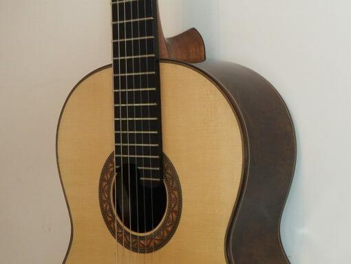 Dan Kellaway guitare classique luthier
