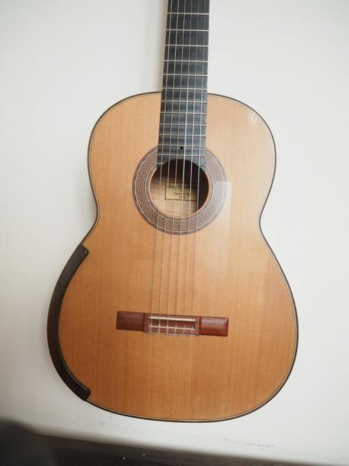 Greg Smallman guitare classique lattice 2005