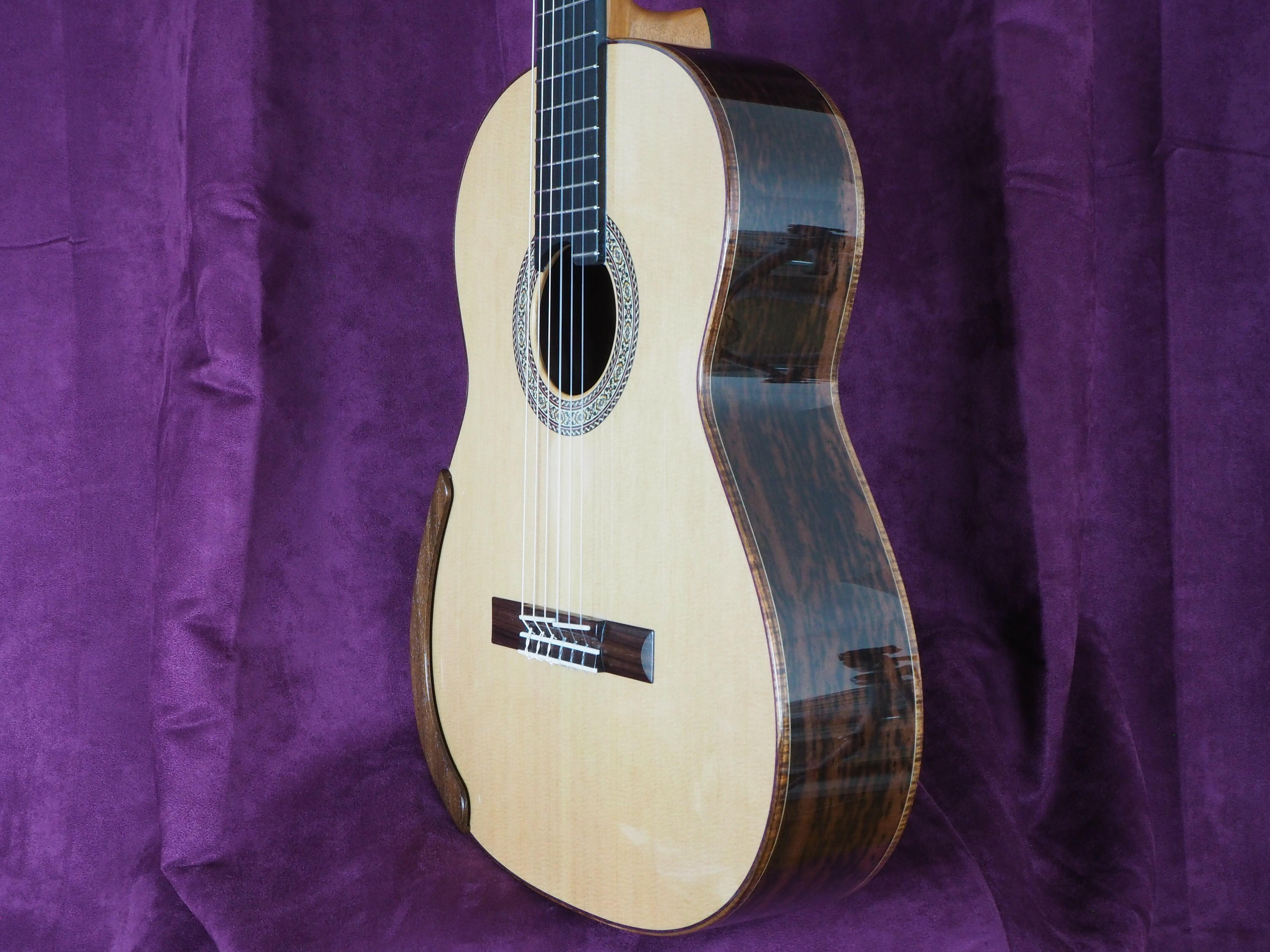 John Price guitare classique luthier lattice 16PRI357