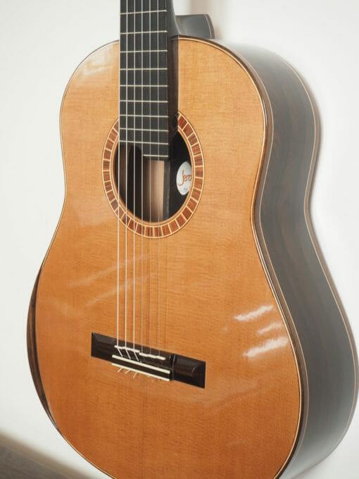 Jeroen Hilhorst guitare classique luthier 111