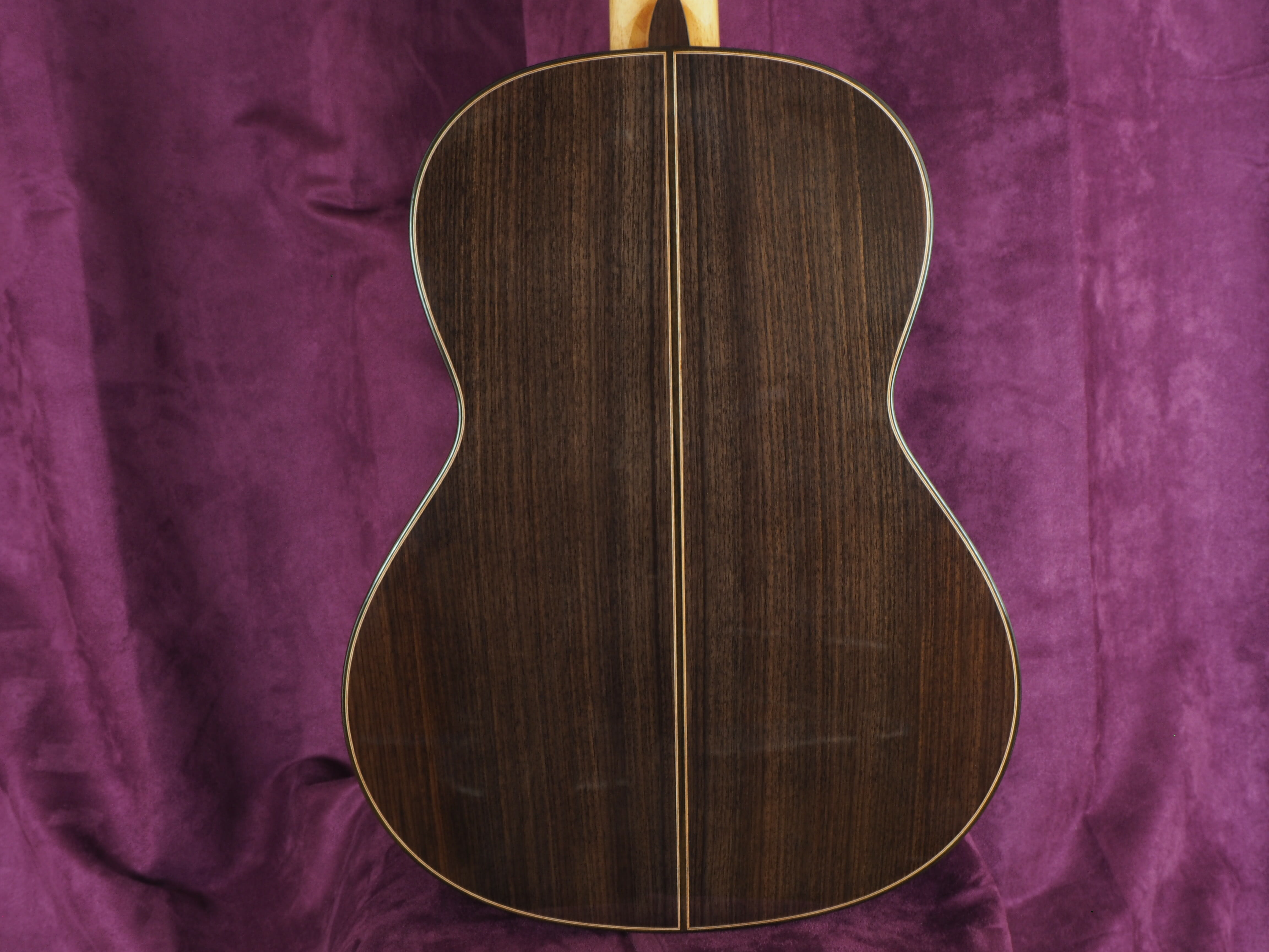 Andreas Krischner guitare classique double-table luthier 16KIR016