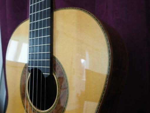 Christian Koehn guitare classique concert luthier