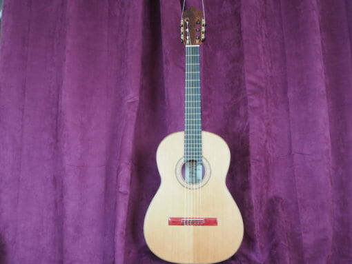 Michael O'Leary guitare classique luthier