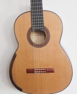 Greg Smallman 2015 guitare classique luthier lattice