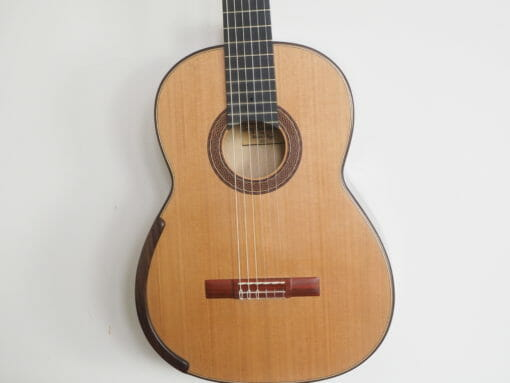 Greg Smallman 2015 guitare classique luthier lattice