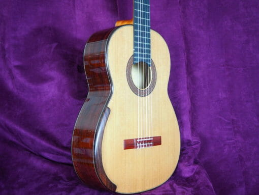 Greg Smallman 2015 guitare classique de concert lattice luthier