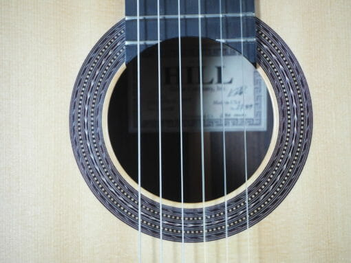 Guitare classique luthier Kenny Hill TORRES