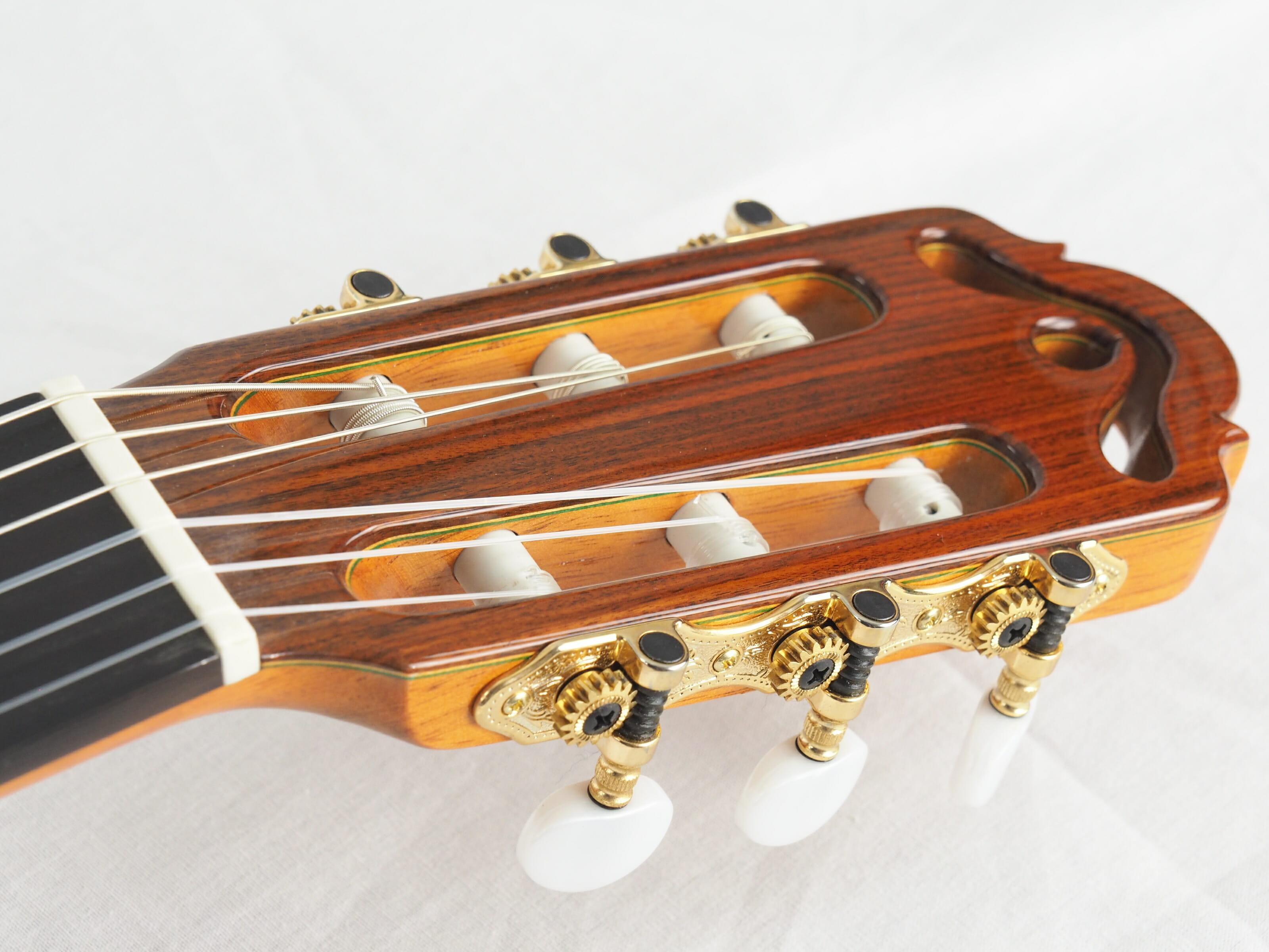 Dieter Hopf guitare luthier Artista Membrane No 19HOP163-01