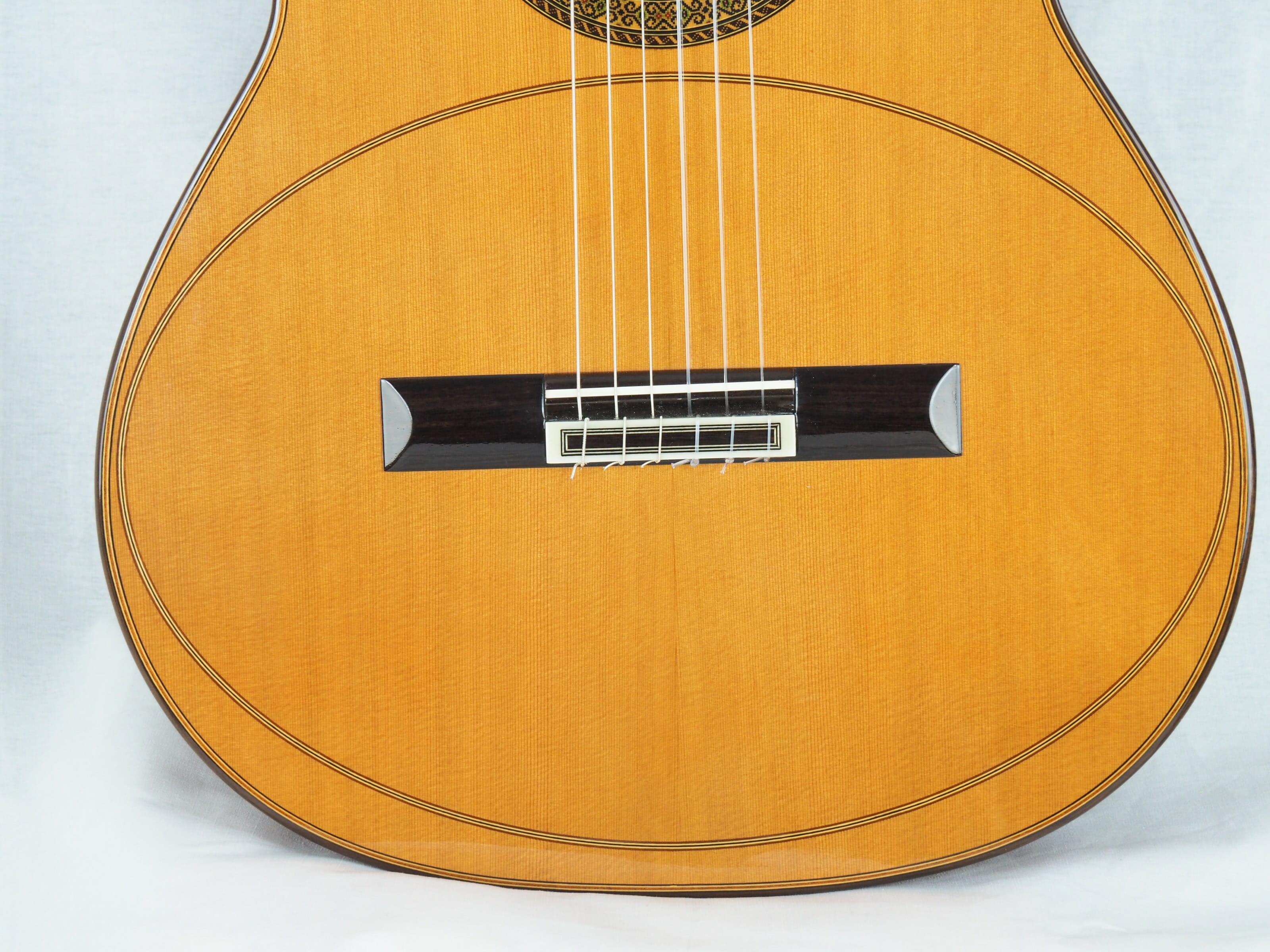 Dieter Hopf guitare luthier Artista Membrane No 19HOP163-06
