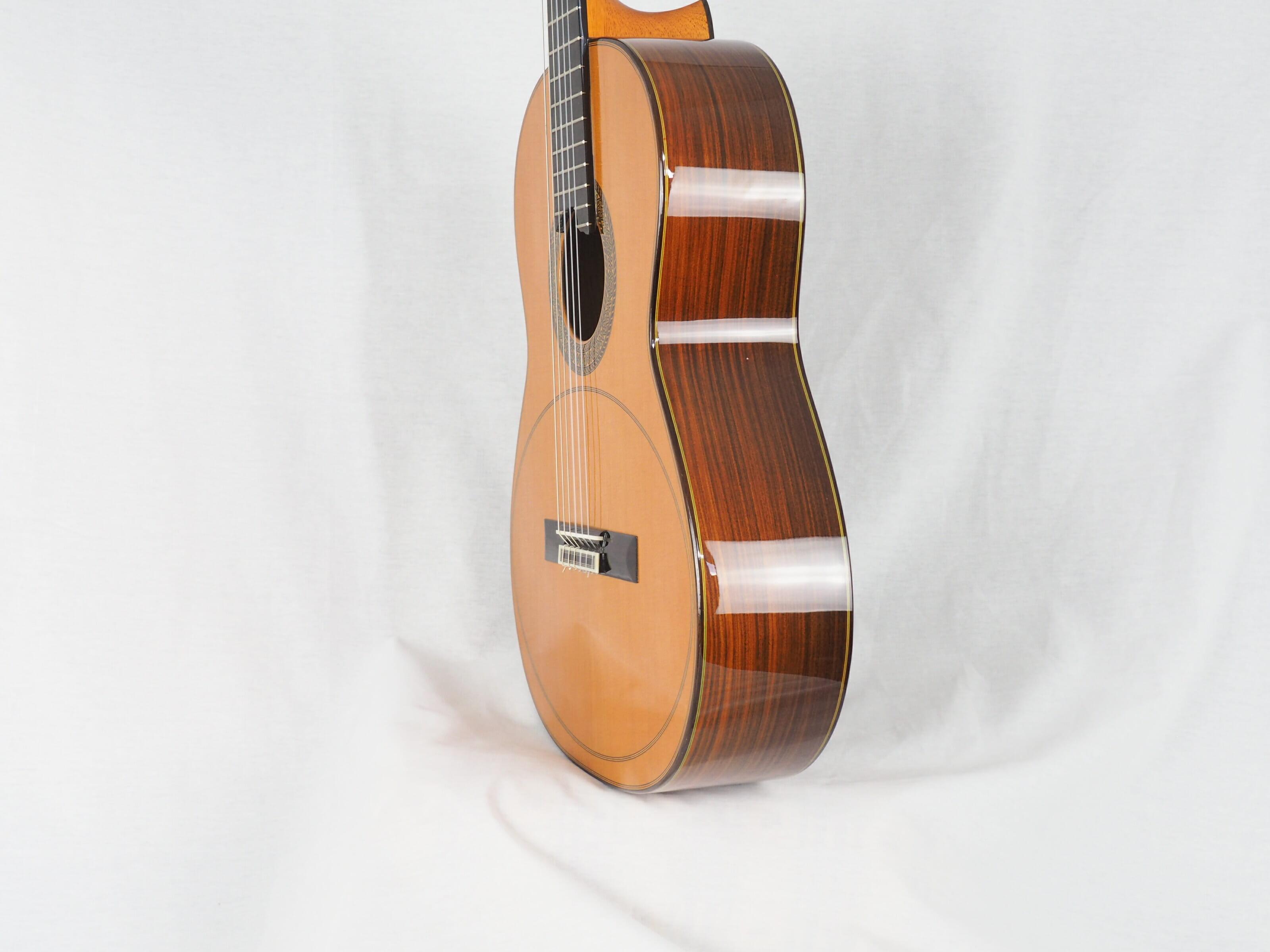 Dieter Hopf guitare luthier Artista Membrane No 19HOP163-05
