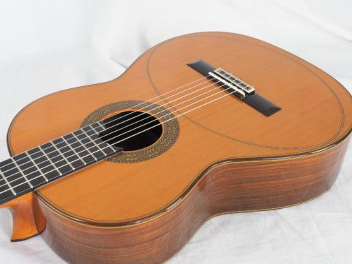 Dieter Hopf guitare luthier Artista Membrane No 19HOP163-03