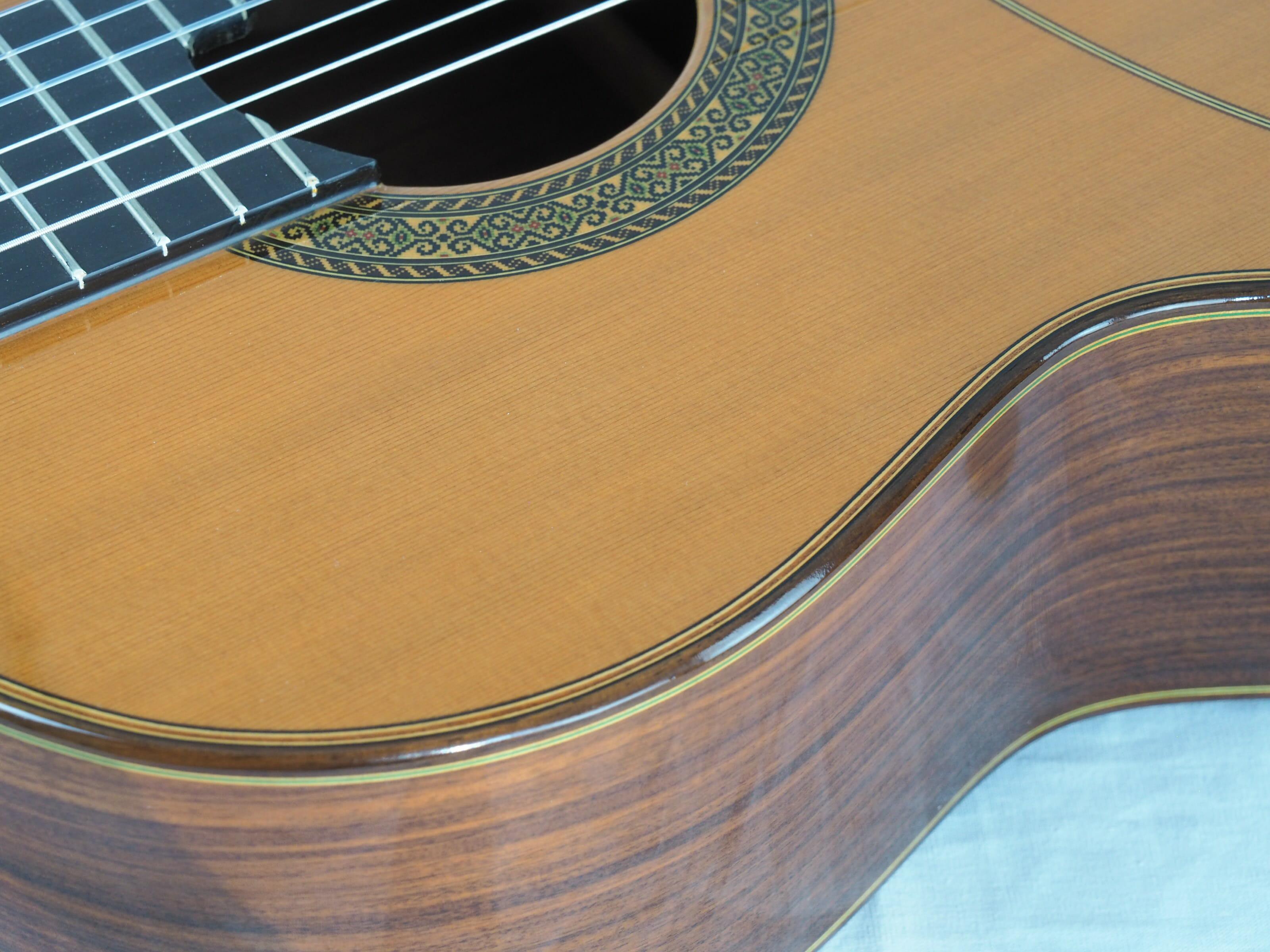 Dieter Hopf guitare luthier Artista Membrane No 19HOP163-02