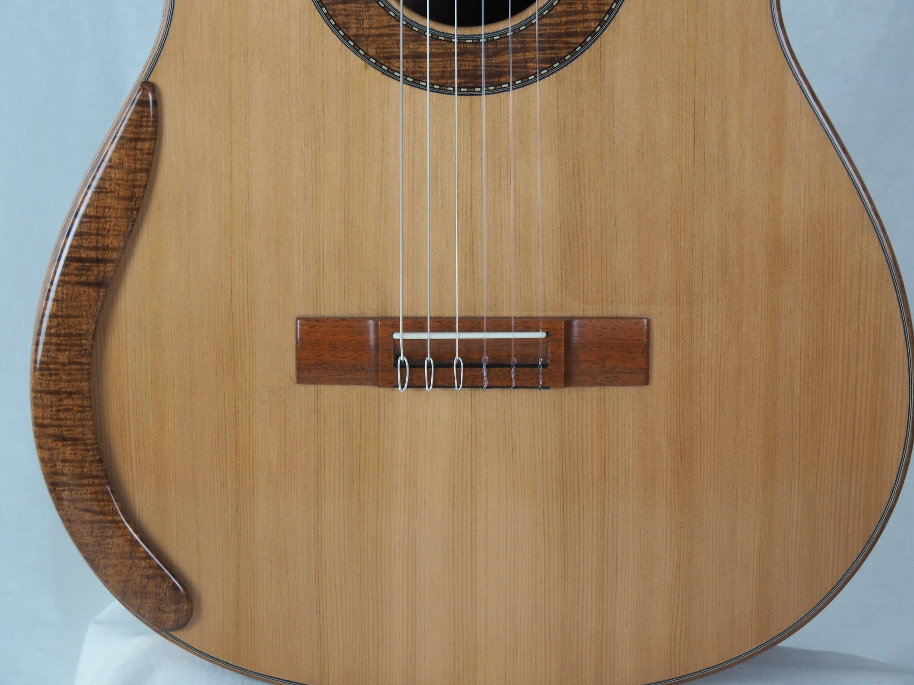 Graham Caldersmith luthier guitare classique No 19CAL113-08