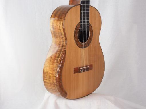 Graham Caldersmith luthier guitare classique No 19CAL113-07