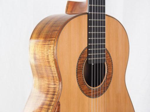 Graham Caldersmith luthier guitare classique No 19CAL113-05