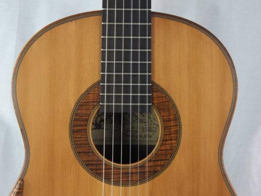 Graham Caldersmith luthier guitare classique 19CAL105-08
