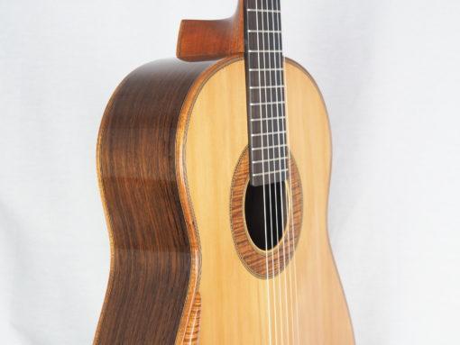 Graham Caldersmith luthier guitare classique 19CAL105-04