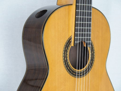Guitare classique luthier Glenn Canin No 146 19CAN146-02