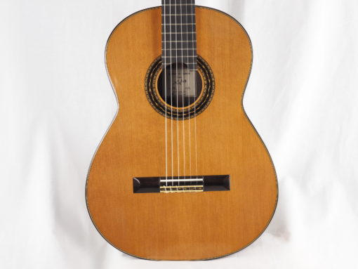 Guitare classique luthier Glenn Canin No 146 19CAN146-06