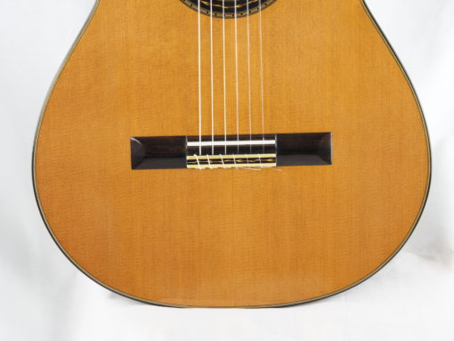 Guitare classique luthier Glenn Canin No 146 19CAN146-04