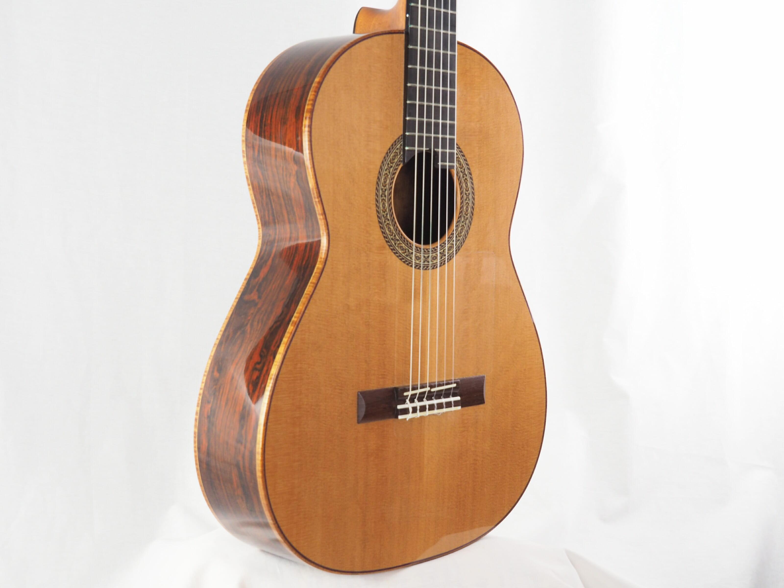 John Price luthier guitare classique No 19PRI348-07