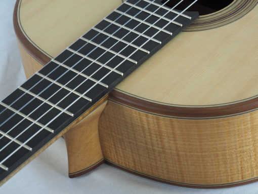 Dieter Hopf Luthier guitare classique Auditorium No 19HP070-12