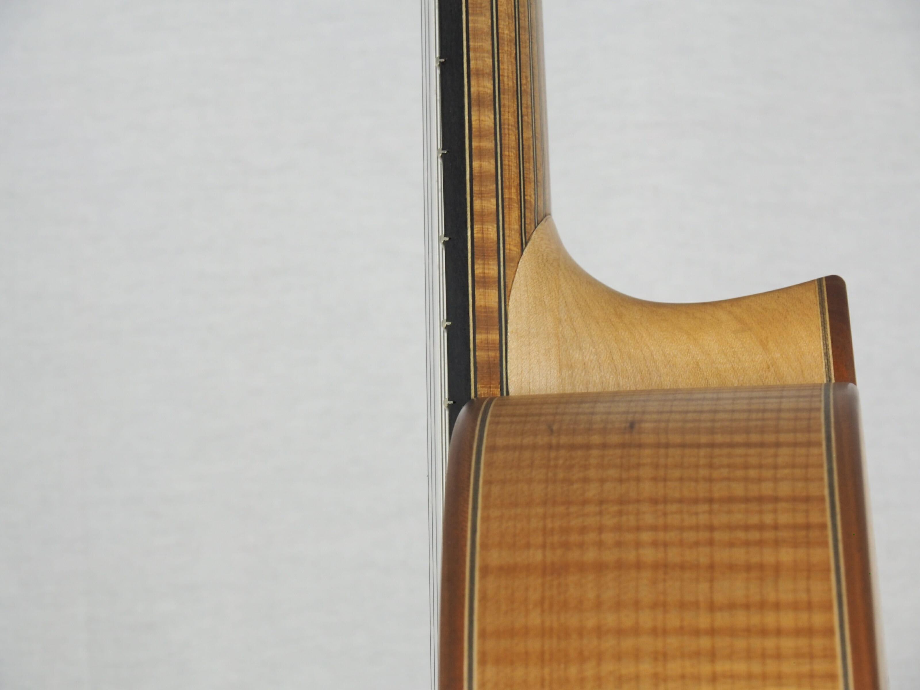 Dieter Hopf Luthier guitare classique Auditorium No 19HP070-05