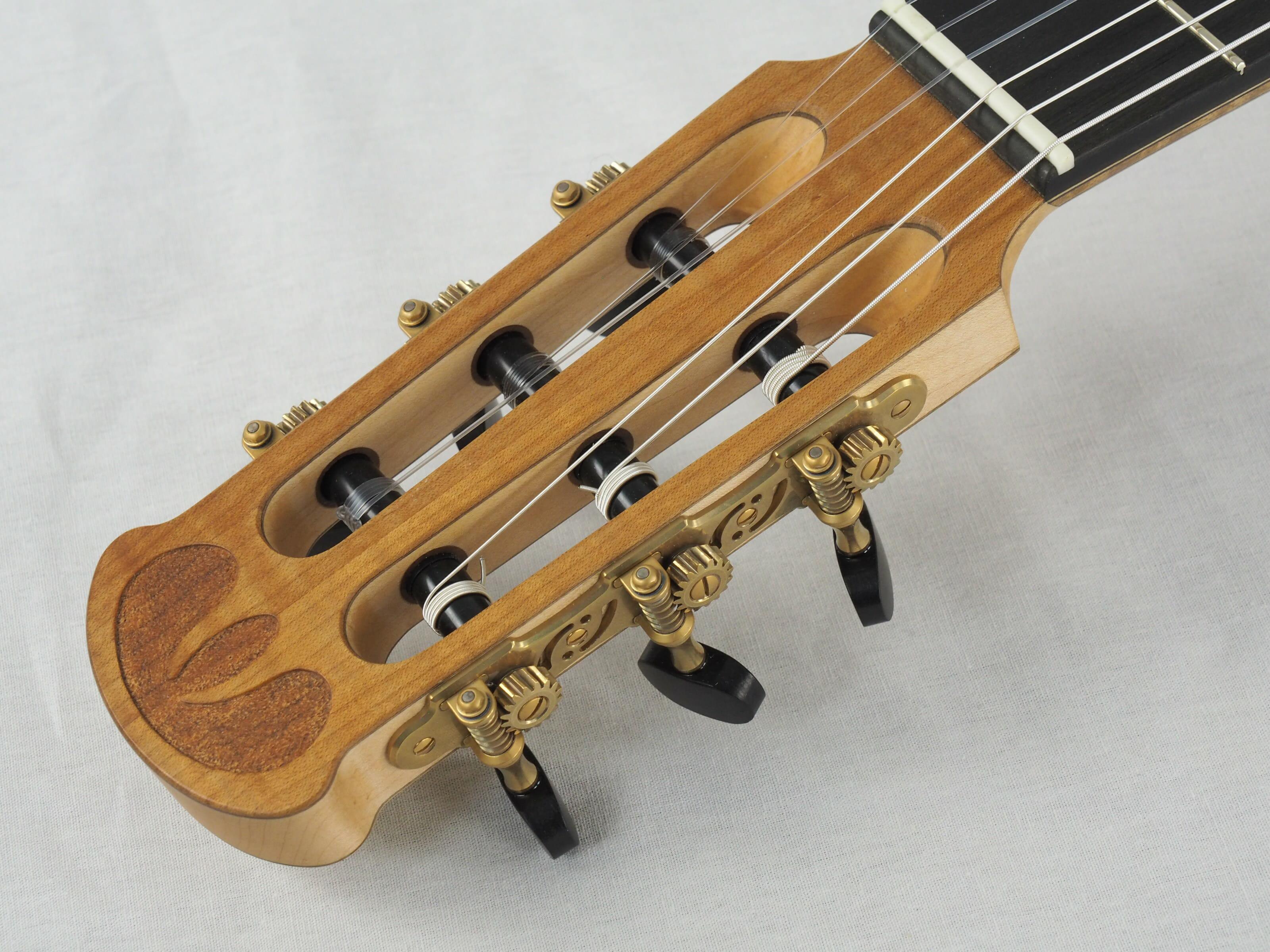 Dieter Hopf Luthier guitare classique Auditorium No 19HP070-01
