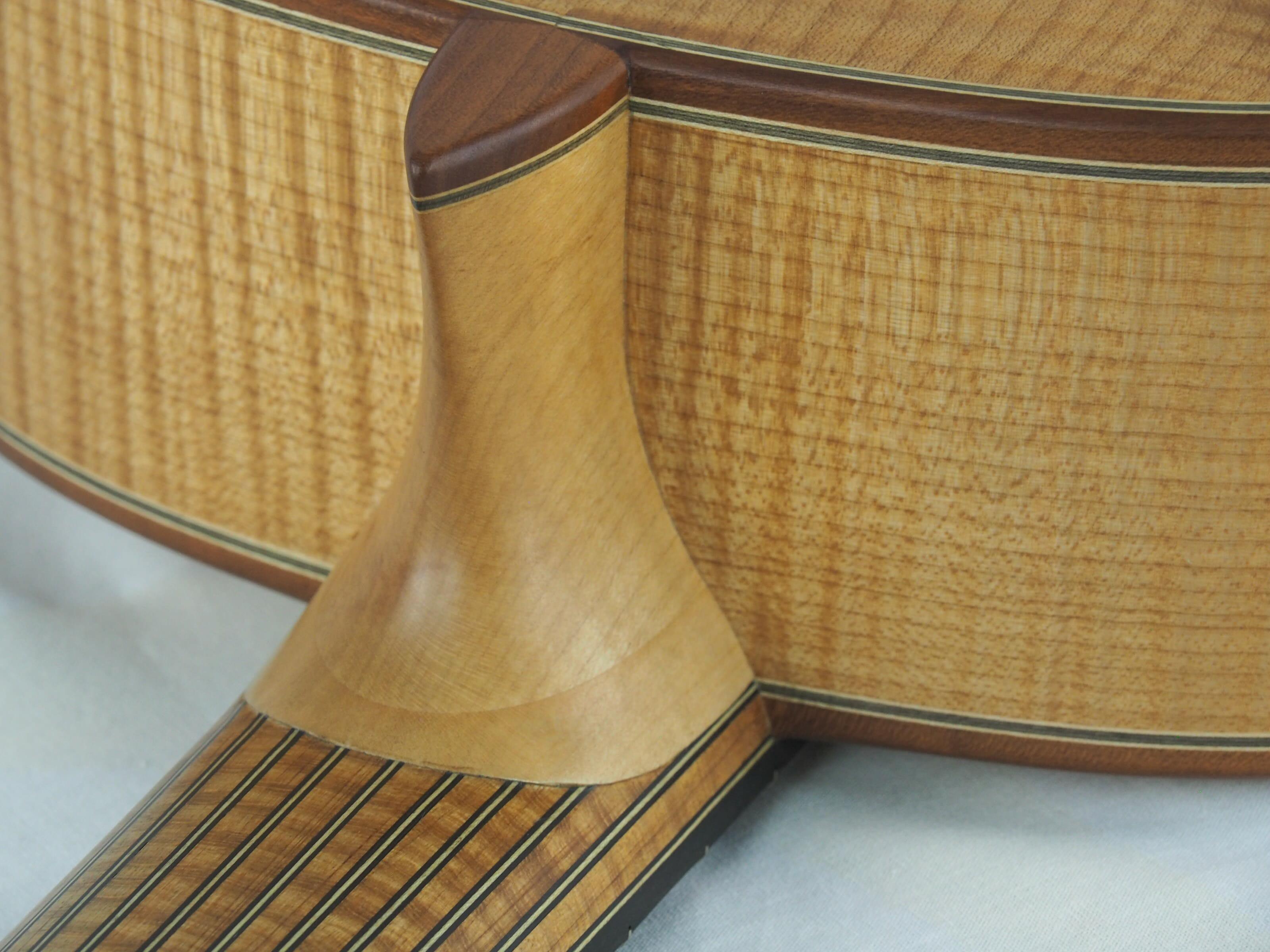Dieter Hopf Luthier guitare classique Auditorium No 19HP070-10