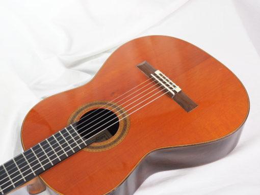 Daniel Friederich luthier guitare classique 19FRI653-01