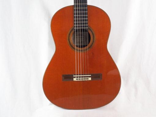 Daniel Friederich luthier guitare classique 19FRI653-07
