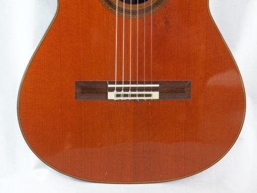 Daniel Friederich luthier guitare classique 19FRI653-06
