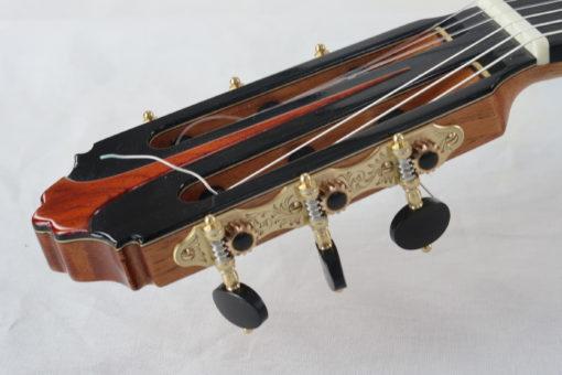 Guitare classique luthier Charalampos Koumridis barrage lattice No 124 19KOU124-04