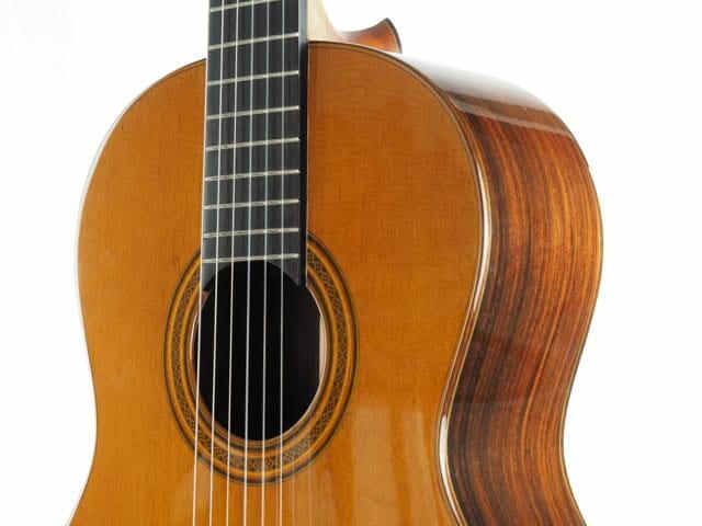 Luthier daniel Lesueur guitare classique 18LES088-01