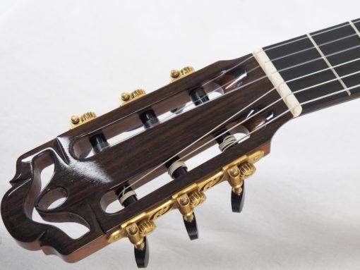 www.guitare-classique-concert.fr luthier Dieter Hopt Portentosa grande furioso