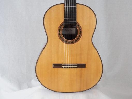 guitare classique Prestige 2000 Luthier Kazuo Sato 19SAT000-09