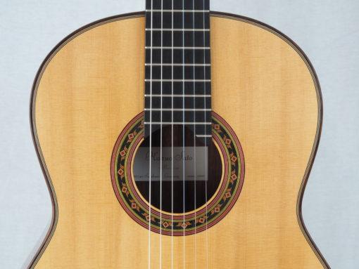 guitare classique Prestige 2000 Luthier Kazuo Sato 19SAT000-08