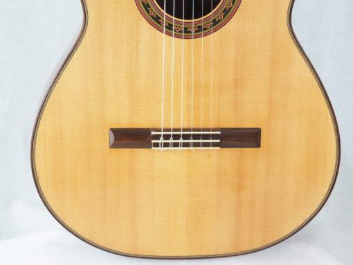 guitare classique Prestige 2000 Luthier Kazuo Sato 19SAT000-06