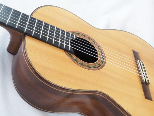 guitare classique Prestige 2000 Luthier Kazuo Sato 19SAT000-02