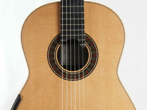 Luthier Martin Blackwell guitare classique