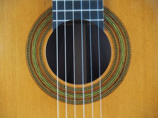 Stanislaw Partyka luthier guitare classique 2019 19PAR019-10