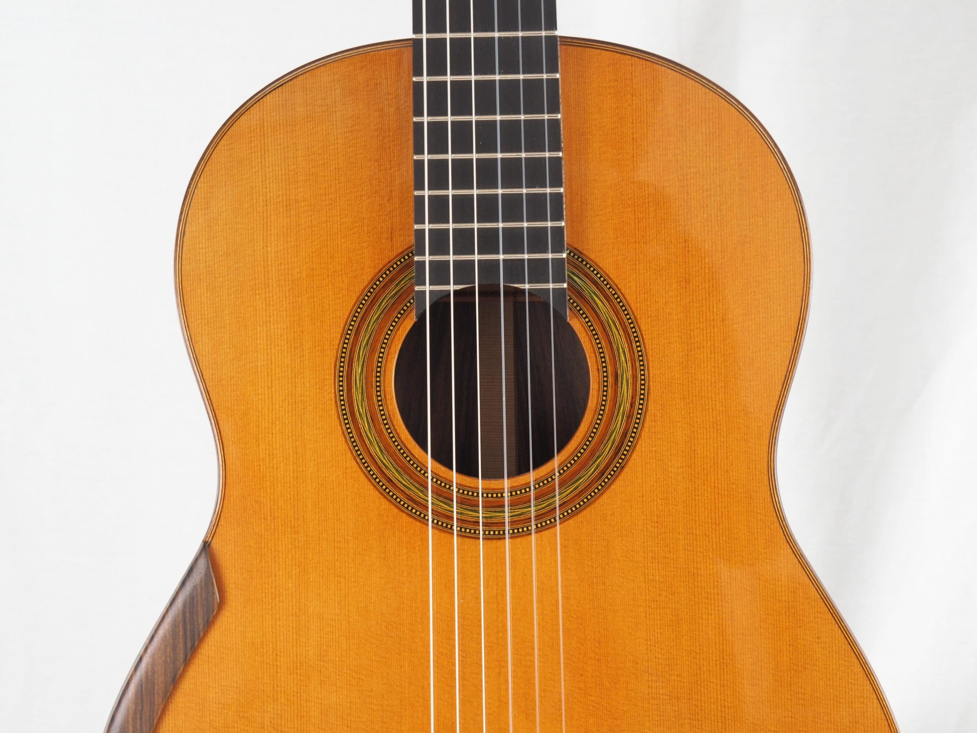 Stanislaw Partyka luthier guitare classique 2019 19PAR019-09