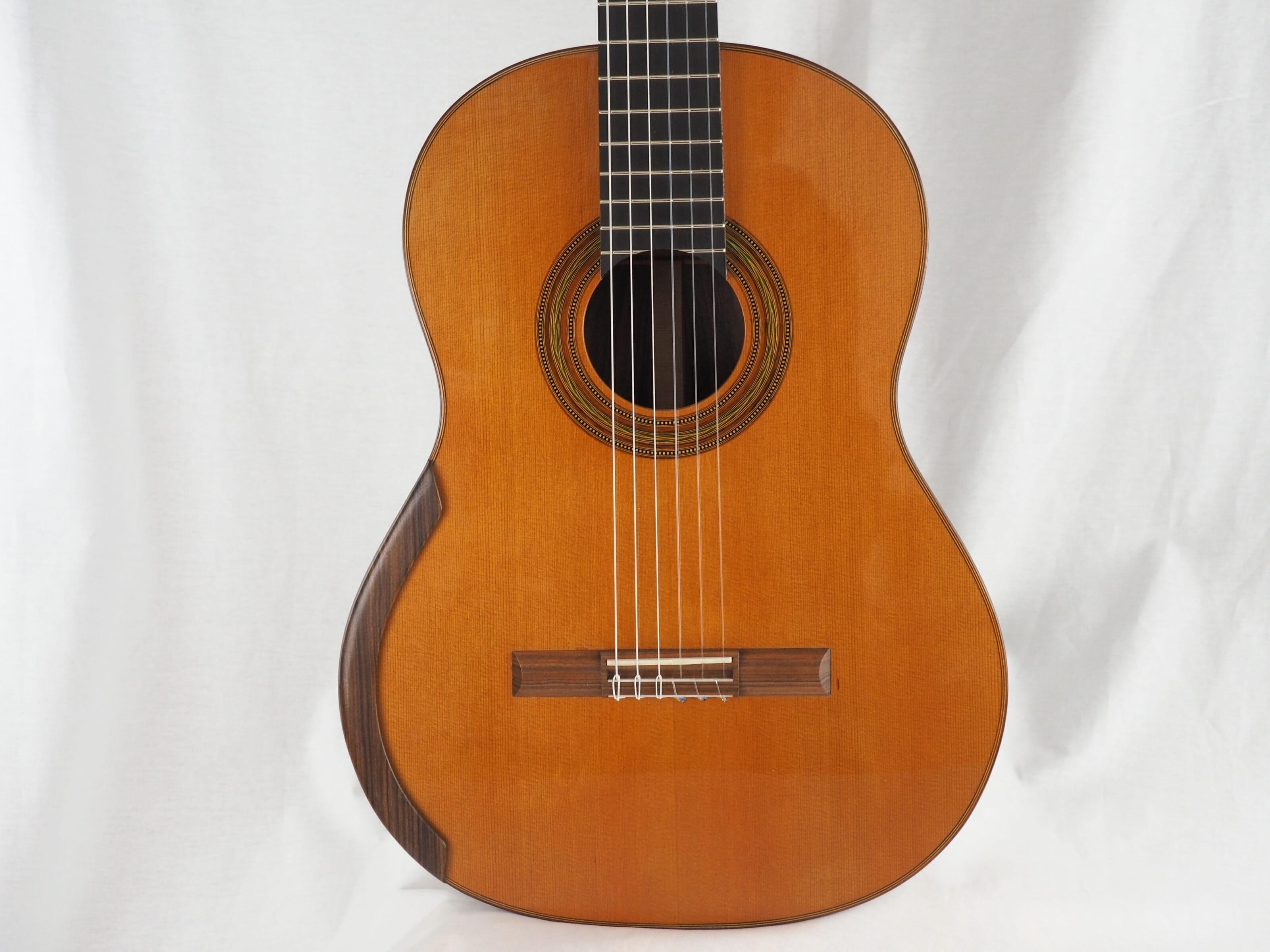 Stanislaw Partyka luthier guitare classique 2019 19PAR019-07